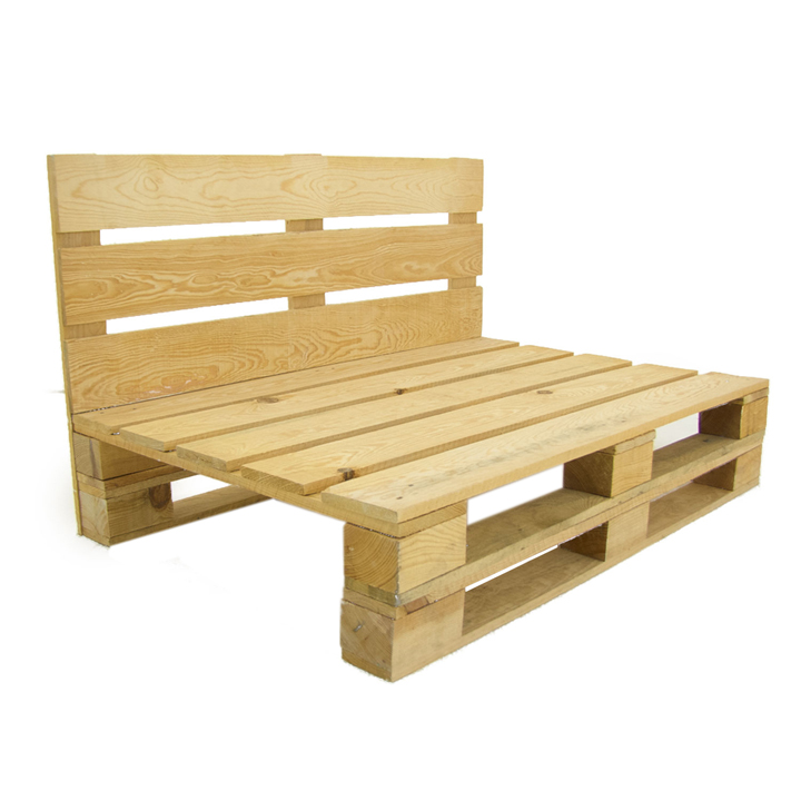 Products made from pallet